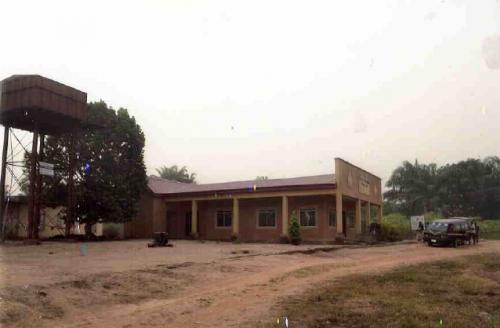 Ndiucheagu Ezinne Civic Center built for the Ndiucheagu Community
